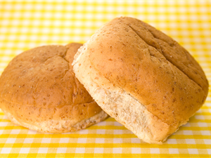 Wholemeal Sliced Baps