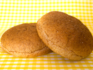 Wholemeal Teacakes